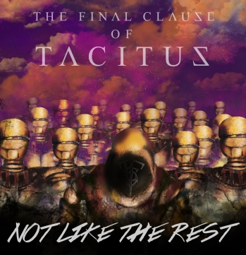 The Final Clause Of Tacitus - Not Like The Rest EP Cover Artwork