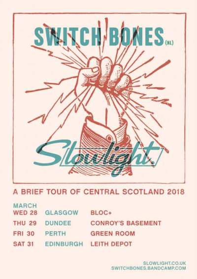 SLOWLIGHT tour