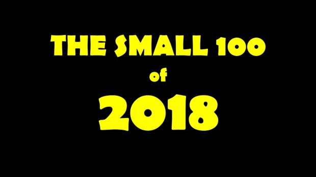 THE SMALL 100 001